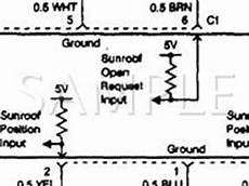 1999 pontiac sunfire radio wiring diagram repair diagrams for 1999 pontiac sunfire engine transmission lighting ac electrical