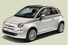 fiat 500c 60th anniversary 2018 pricing and spec confirmed