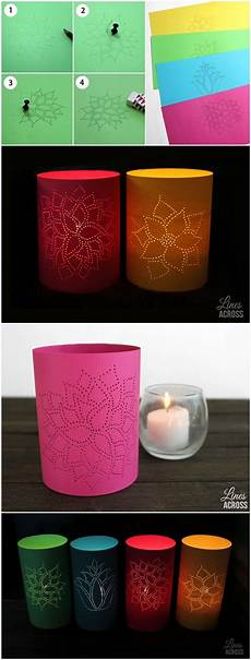 Coole Laterne Basteln - these 20 stunning diy paper lanterns and ls