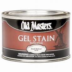 old masters 80708 1 pint dark paint colors old masters gel stain dark walnut stain colors