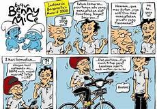 Contoh Gambar Karikatur Sindiran Contoh Soap