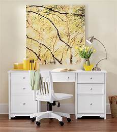 home office furniture white the cheerful office homedecorators com storeeverything