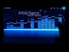 audio visualizer live wallpaper windows audio glow visualizer android apps on play