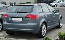 2011 Audi A3 Sportback 8p – Pictures Information And