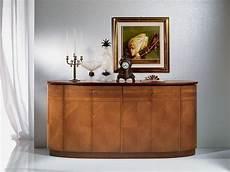 credenze classiche di lusso credenza in legno forma ovale in stile classico di lusso