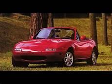 Mazda Mx 5 Miata 25th Anniversary Retrospective