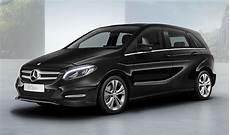 The Mercedes B 200 D