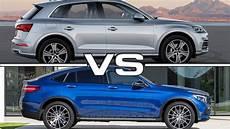 Audi Vs Mercedes - audi q5 vs mercedes glc coupe
