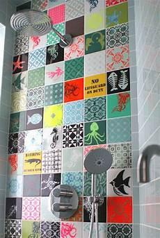 carreau de verre pas cher le carrelage mural en 50 variantes pour vos murs
