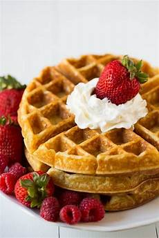 classic buttermilk waffles brown eyed baker
