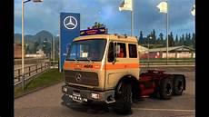 mercedes ng mercedes ng 1632 truck simulator 2 ets2