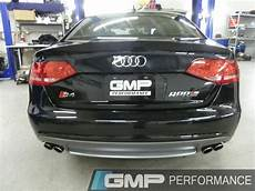 gmp gallery 11 audi s4 apr pulley stage ii intake ecu upgrade and rennline pedals