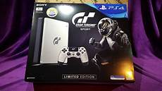 unboxing gt sport s limited edition ps4 and collector s