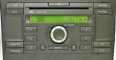 ford 6000 cd radio single cd