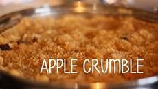 Veganer Apple Crumble Ein Leckeres Rezept F 252 R Den Winter