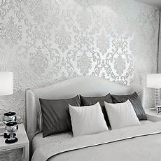Barock Tapete Schlafzimmer - 10m optik 3d vlies wand tapete barock rolle wandtapete