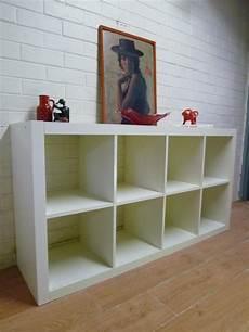 ikea etagere mod ikea expedit cube white bookcase display shelf cube