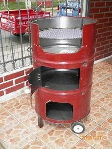 bido costruzioni horno con un bidon manualidades outdoor cooking