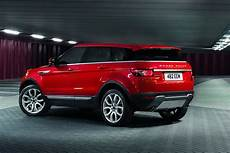 land rover fully reveals 5 door range rover evoque before