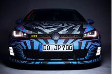 Jp Performance Zeigt Farbe Am Neuen Vw Golf Gti