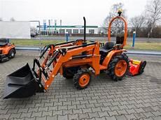 Kubota Traktor Gebraucht Mit Frontlader B 1500