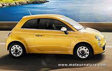 Fiat 500 Consommation Pourquoi Les Valeurs Officielles De Consommation Sont Fausses