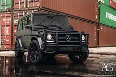 2019 mercedes g class tamed with new suspension g