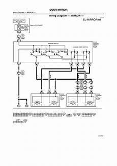 1998 nissan frontier ac wiring diagram repair guides electrical system 2002 door mirror autozone