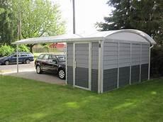 Carport Mit Abstellraum F 252 R Ein Bisschen Mehr Platz Cartop