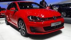 2013 Volkswagen Golf 7 Gti 2013 Geneva Motor Show