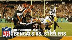 pittsburgh steelers vs cincinnati bengals 2005 nfl steelers vs bengals grudge match 2005 afc card