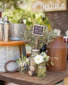 a vintage diy rustic wedding a ranch in california martha stewart weddings