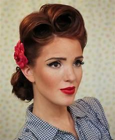 50s Hairstyles 20 Vintage Hairstyles Of 1950