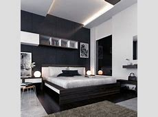Large Mens Bedroom Ideas With Led Ceiling Lighting And