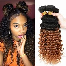 queen hair products t1b 30 ombre hair deep wave