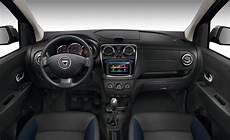 Dacia Lodgy Anniversary Edition Interior