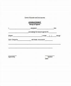 free 24 receipt forms in ms word