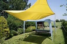 sonnensegel für den garten sonnenschutz im garten 5 m 246 glichkeiten