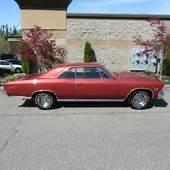 1966 Chevrolet Chevelle SS 396 Hardtop For Sale
