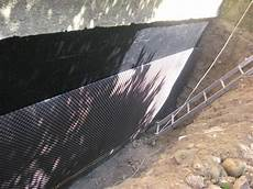 etancheite mur en etancheite mur enterre exterieur bande transporteuse
