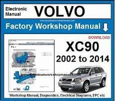 motor repair manual 2006 volvo xc90 engine control volvo xc90 workshop repair manual