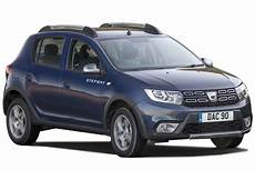 Dacia Sandero Stepway Hatchback Review Carbuyer