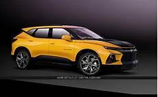 chevrolet blazer ss 2020 404 hp chevy blazer ss to be revealed at the new york auto
