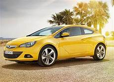 The New Opel Astra J Gtc 2014 Prices And Equipment