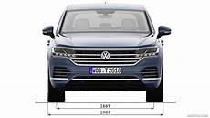 2019 Volkswagen Touareg Dimensions Hd Wallpaper 47