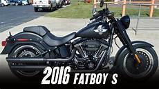 sold 2016 harley davidson 174 flstfbs boy 174 s black