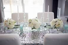 deco mariage blanc decoration mariage blanc argent decormariagetrnds