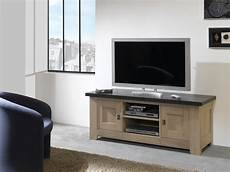meuble tv a meuble tv 2 portes et 1 niche w820n