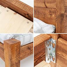 bed frame plank headboard funky bed frame treble plank headboard funky chunky furniture