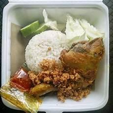 Paket Ayam Goreng Nasi Es Teh Tawar Refill Daftar